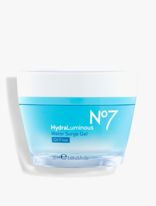 No7 Hydraluminuous Water Surge Gel Cream Oil Free 50ml0